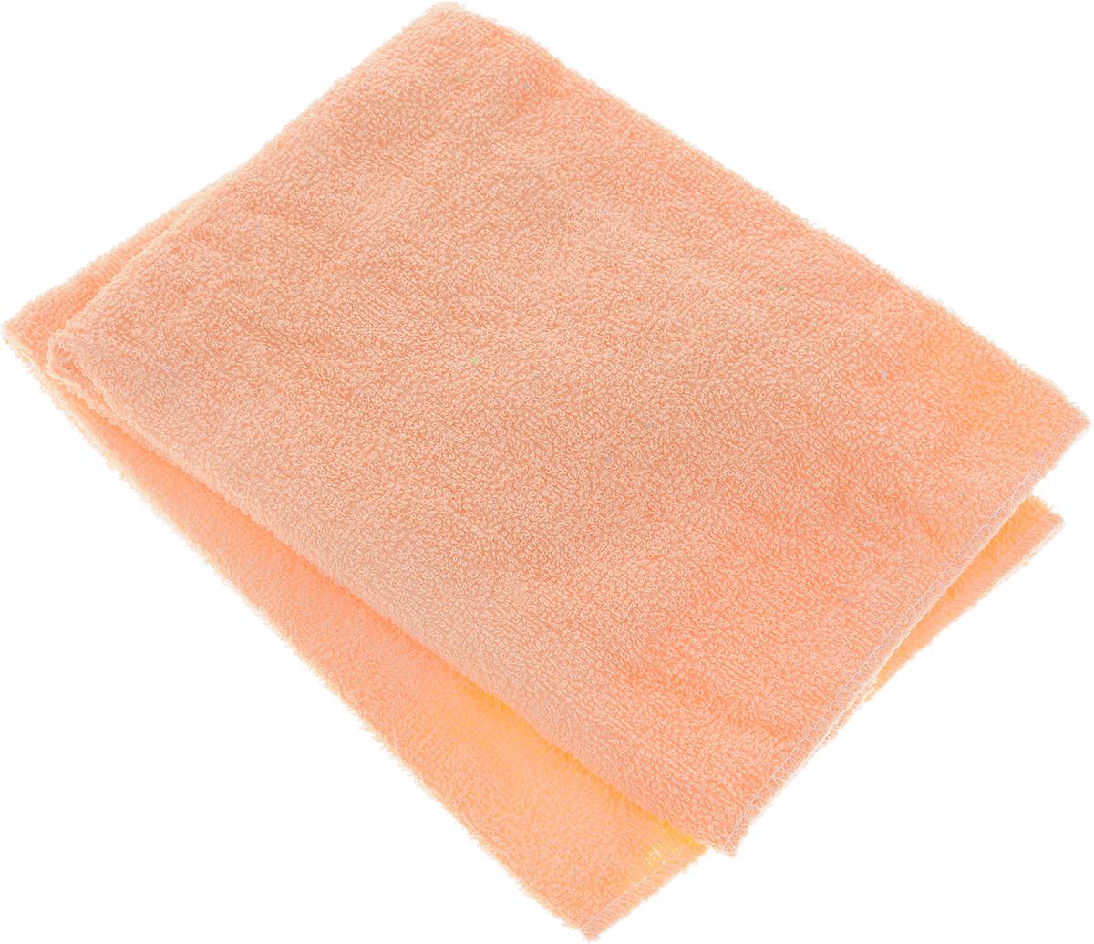 Салфетка автомобильная Главдор, для мойки и полировки, цвет: персиковый, 39 х 39 см, 2 штGL-89-003_персиковыйСалфетки Главдор выполнены из мягкой махровой ткани (100% хлопок). Изделия хорошо подходят для удаления пыли, нанесения очистителей и полиролей, также используются для располировки автомобильной косметики на любых поверхностях автомобиля. Можно стирать, многократного применения.