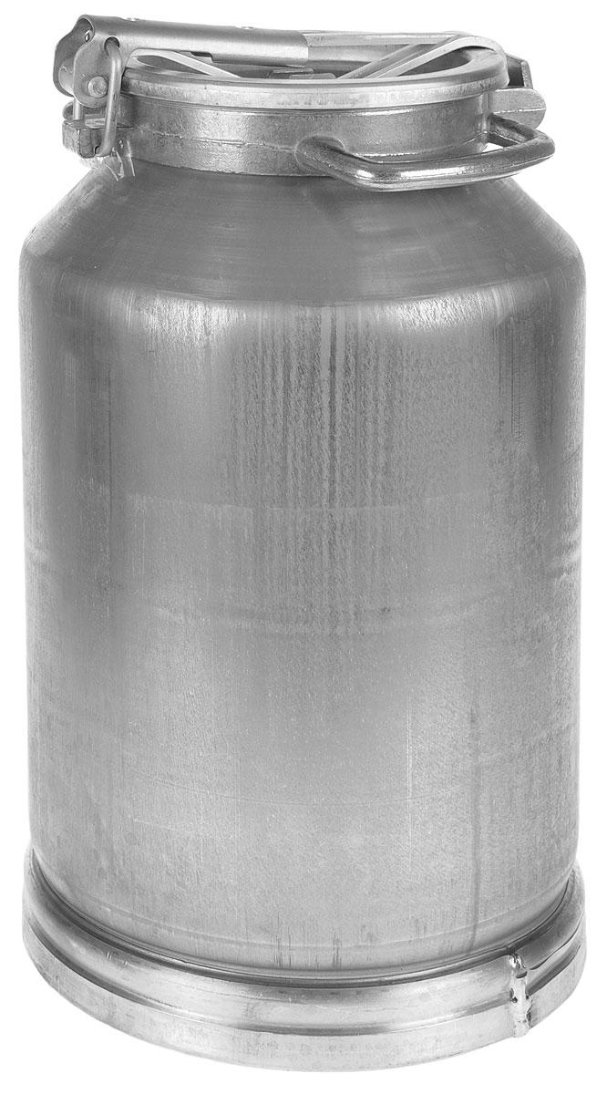 Фляга Калитва, 25 л16254Фляга изготовлена из высококачественного листового алюминия. Изделие предназначено для транспортировки молока и молочных продуктов. Фляга имеет прочные стенки, что не маловажно при перевозке содержимого. Изделие снабжено удобной крышкой с резиновой прокладкой. Объем: 25 л. Диаметр основания фляги: 28 см. Высота фляги: 49 см. Диаметр горлышка фляги: 17 см.