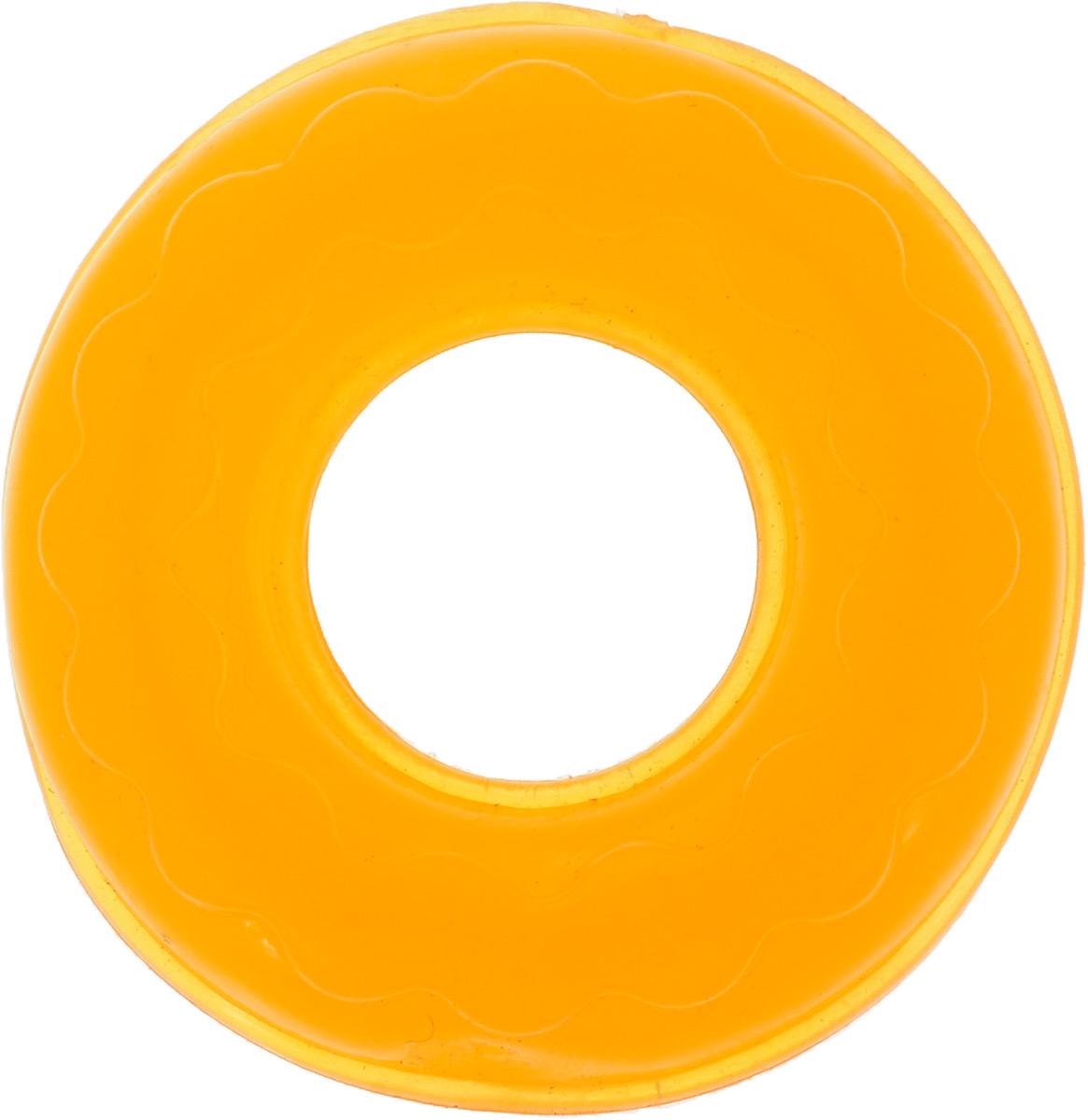 Игрушка для собак Doglike Кольцо Мини, 6,5 х 6,5 х 2 смD11-1110Игрушка Doglike Кольцо Мини служит для массажа десен и очистки зубов от налета и камня, а также снимает нервное напряжение. Игрушка представляет собой резиновое кольцо. Она прочная и может выдержать огромное количество часов игры. Это идеальная замена косточке. Если ваш пес портит мебель, излишне агрессивен, непослушен или страдает излишним весом то, скорее всего, корень всех бед кроется в недостаточной физической и эмоциональной нагрузке. Порадуйте своего питомца прекрасным и качественным подарком.