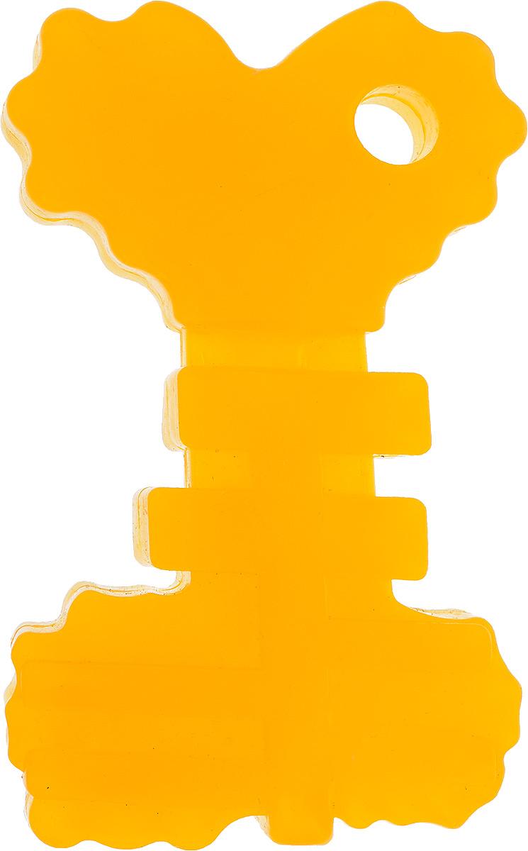 Игрушка для собак Doglike Ключ, 10 х 6 х 2 смD11-1093Игрушка Doglike Ключ служит для массажа десен и очистки зубов от налета и камня, а также снимает нервное напряжение. Игрушка представляет собой резиновый ключ. Она прочная и может выдержать огромное количество часов игры. Это идеальная замена косточке. Если ваш пес портит мебель, излишне агрессивен, непослушен или страдает излишним весом то, скорее всего, корень всех бед кроется в недостаточной физической и эмоциональной нагрузке. Порадуйте своего питомца прекрасным и качественным подарком.