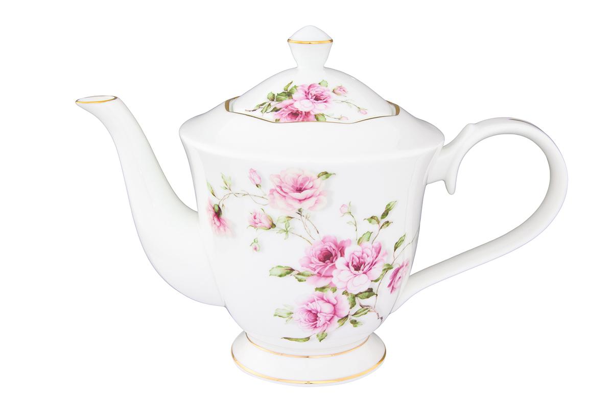 Чайник Elan Gallery Амалия, на ножке, 1 л530074/амалияИзысканный заварочный чайник объемом 1 л украсит сервировку стола к чаепитию. Благодаря красивому утонченному дизайну и качеству исполнения он станет хорошим подарком друзьям и близким. Соберите всю коллекцию предметов сервировки Амалия и Ваши гости будут в восторге!
