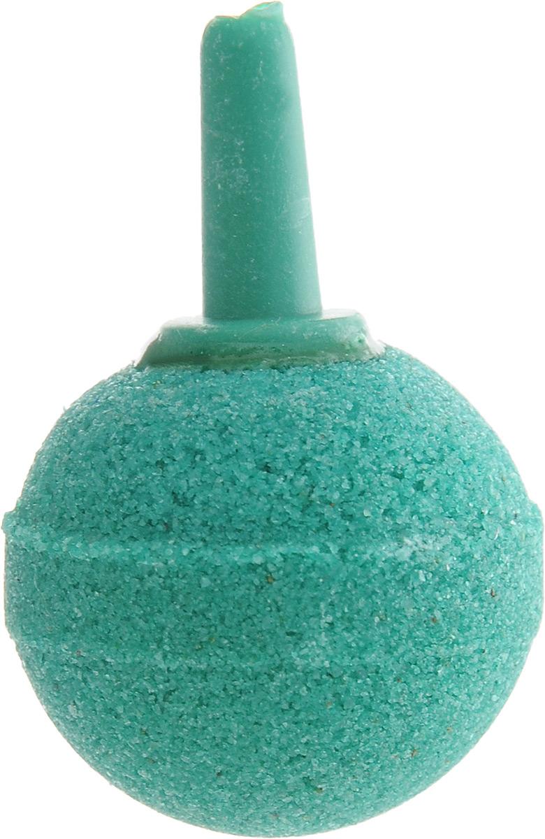 Распылитель воздуха для аквариума Barbus Кварцевый шар, диаметр 2,5 смAccessory 089Распылитель Barbus Кварцевый шар предназначен для обогащения кислородом и улучшения циркуляции аквариумной воды, а также для получения особо мелких пузырьков. Изготовлен из смеси мелкого кварцевого песка и имеет шаровидную форму. Держится на грунте за счет собственного веса. Подходит для пресной и морской воды. Материалы: кварцевый песок, пластик. Диаметр распылителя: 2,5 см.
