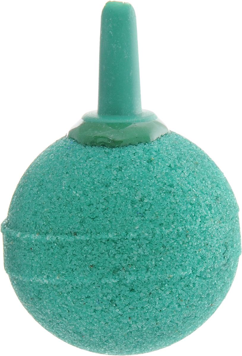 Распылитель воздуха для аквариума Barbus Кварцевый шар, диаметр 3 смAccessory 090Распылитель Barbus Кварцевый шар предназначен для обогащения кислородом и улучшения циркуляции аквариумной воды, а также для получения особо мелких пузырьков. Изготовлен из смеси мелкого кварцевого песка и имеет шаровидную форму. Держится на грунте за счет собственного веса. Подходит для пресной и морской воды. Материалы: кварцевый песок, пластик. Диаметр распылителя: 3 см.