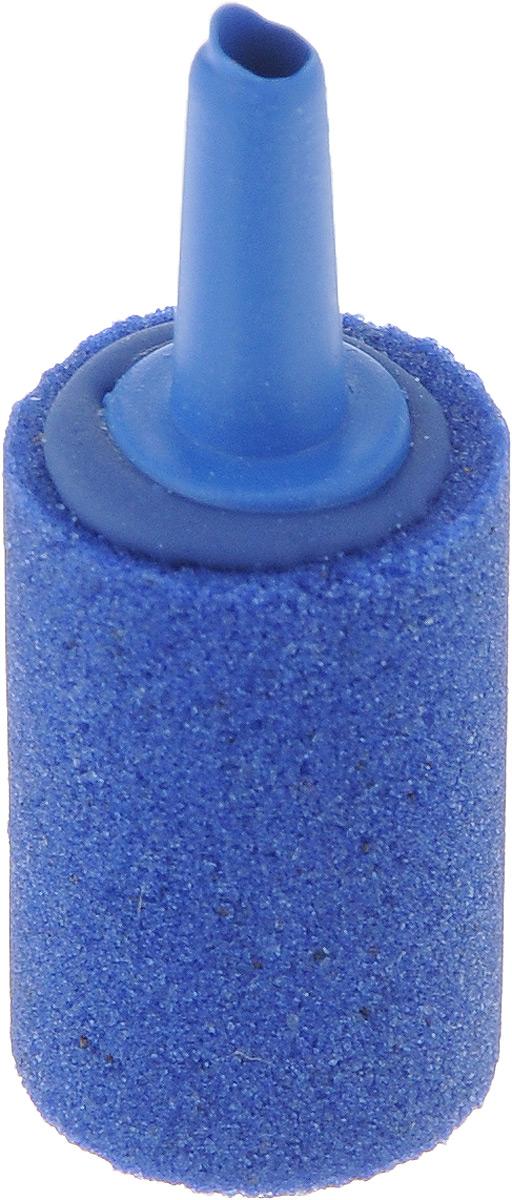 Распылитель воздуха для аквариума Barbus, кварцевый, 1,3 х 1,8 смAccessory 082Распылитель Barbus предназначен для обогащения кислородом и улучшения циркуляции аквариумной воды, а также для получения особо мелких пузырьков. Изготовлен из смеси мелкого кварцевого песка и имеет цилиндрическую форму. Держится на грунте за счет собственного веса. Подходит для пресной и морской воды. Материалы: кварцевый песок, пластик. Размер распылителя: 1,3 х 1,8 см.