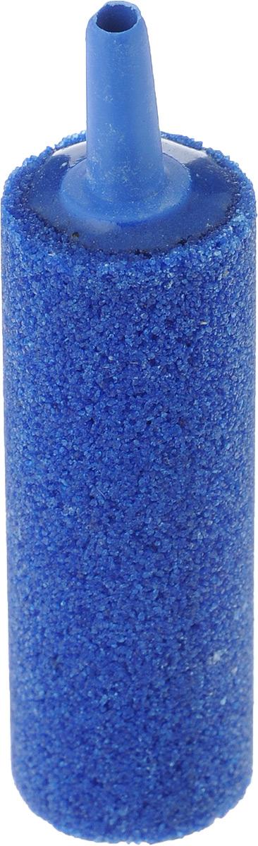 Распылитель воздуха для аквариума Barbus, кварцевый, 1,8 х 5 смAccessory 086Распылитель Barbus предназначен для обогащения кислородом и улучшения циркуляции аквариумной воды, а также для получения особо мелких пузырьков. Изготовлен из смеси мелкого кварцевого песка и имеет цилиндрическую форму. Держится на грунте за счет собственного веса. Подходит для пресной и морской воды. Материалы: кварцевый песок, пластик. Размер распылителя: 1,8 х 5 см.