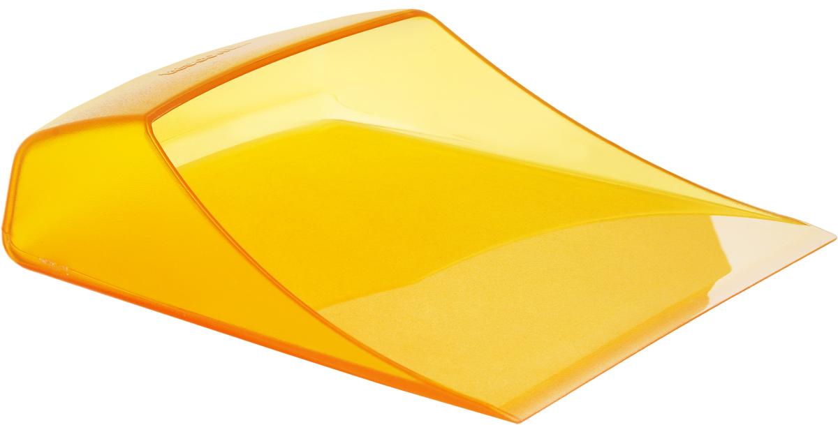 Лопатка кулинарная Tescoma Presto. 420618420618Лопаточка позволяет легко собирать и переносить мелко нарезанные продукты питания. Изготовлена из прочной пластмассы, можно мыть в посудомоечной машине. Материал: пластмасса