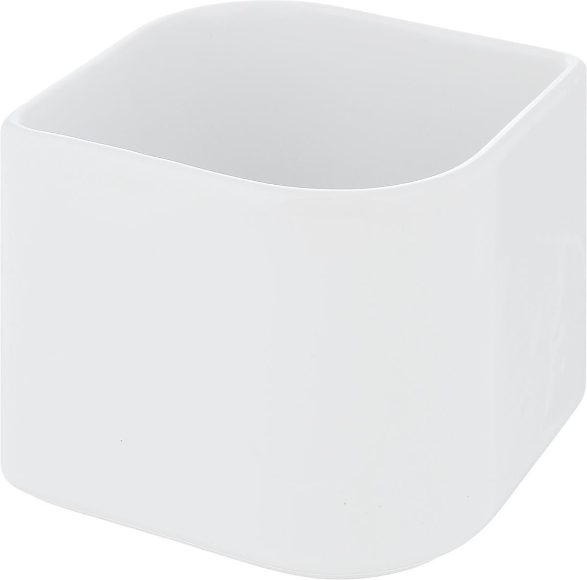 Горшок цветочный Tescoma Sense, цвет: белый, 11 х 13 х 9 см899030Цветочный горшок Tescoma Sense изготовлен из первоклассной керамики. Горшок подходит для выращивания цветов, растений и трав. Цветочный горшок можно мыть в посудомоечной машине. Размер горшка (по верхнему краю): 11 х 13,5 см. Высота горшка: 9 см.