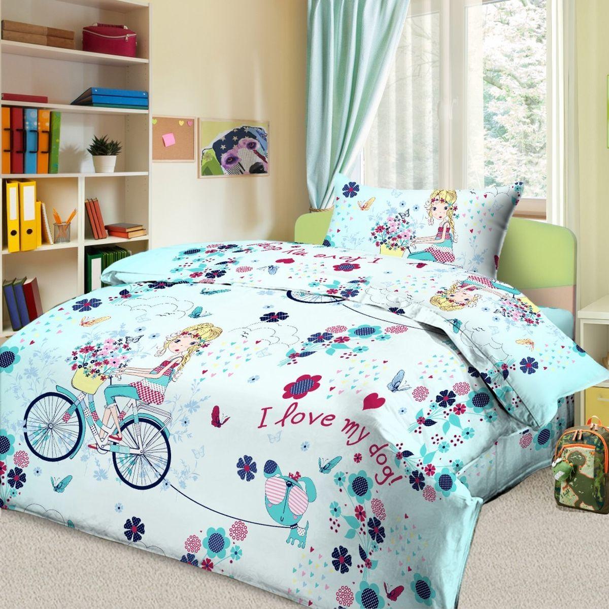 Комплект детского постельного белья Letto