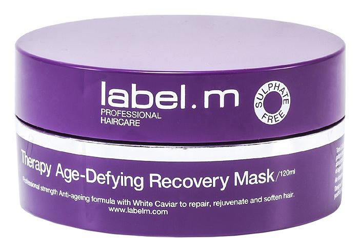 Label.m Маска восстанавливающая омолаживающая терапия 750 млLTAD0750Маска Восстанавливающая Антивозрастная Терапия - интенсивная восстанавливающая маска в виде концентрированного крема регенерирует, укрепляет и омолаживает волосы. Создана для быстрой регенерации и преобразования волос. Не содержит сульфаты, парабены и хлорид натрия.