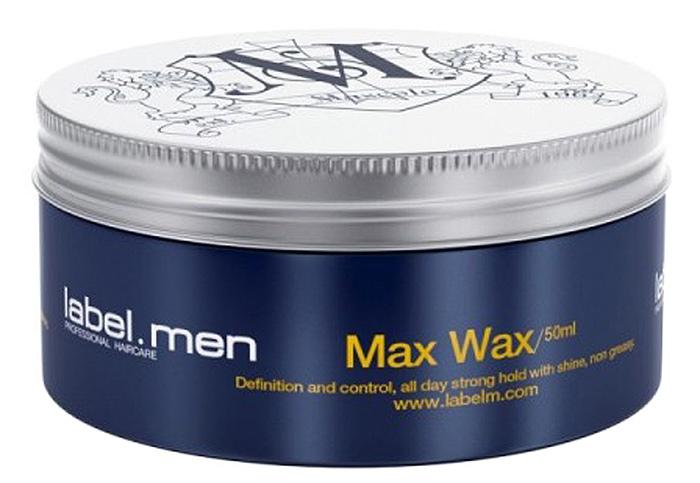 Label.m Воск максимальная фиксация для мужчин 50 млLFMW0050Воск Максимальная Фиксация для разделения и контроля укладки на весь день, сияние и фиксация даже на самых непослушных волосах. Добавляет волосам плотности; наиболее сильная фиксация из всех продуктов данной серии. Для мужчин, которым необходим значительный контроль и лёгкий блеск. Подходит для всех видов укладок и типов волос, в том числе густых, жёстких и волнистых.