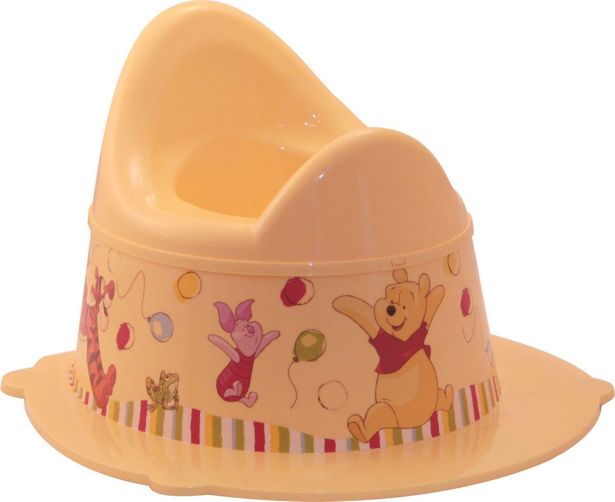 Disney Горшок детский Деко цвет банановый