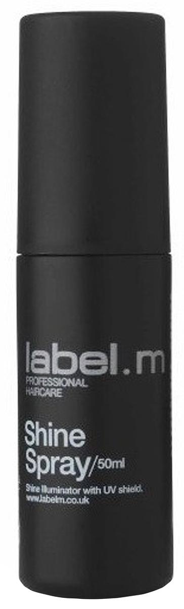 Label.m Блеск-спрей 50 млLFMI0050Придает блеск, делает цвет волос ярче, отражая свет. Нейтрализует статическое электричество, полирует секущиеся кончики. При нанесении на сухие волосы под холодным воздухом дает эффективное разделение. Инновационный комплекс Enviroshield защищает волосы от термического воздействия во время укладки и от УФ лучей.