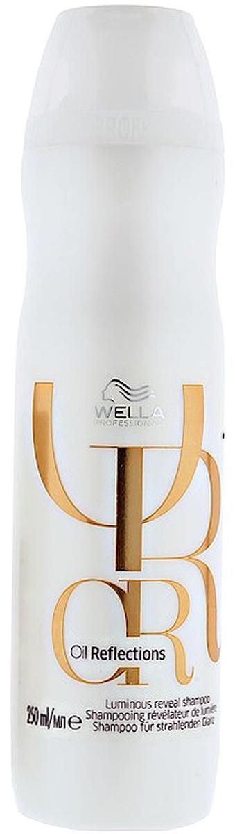 Wella Шампунь для интенсивного блеска волос Oil Reflections Luminous Reval Shampoo - 250 мл81557372/2611Легкий увлажняющий шампунь тщательно очищает волосы насыщая их сиянием. Технология EDDS защищает кутикулу от свободных радикалов. Утонченный аромат погружает в мечты о белых песчаных дюнах востока. Подходит для всех типов волос. Содержит масло камелии и экстракт белого чая.