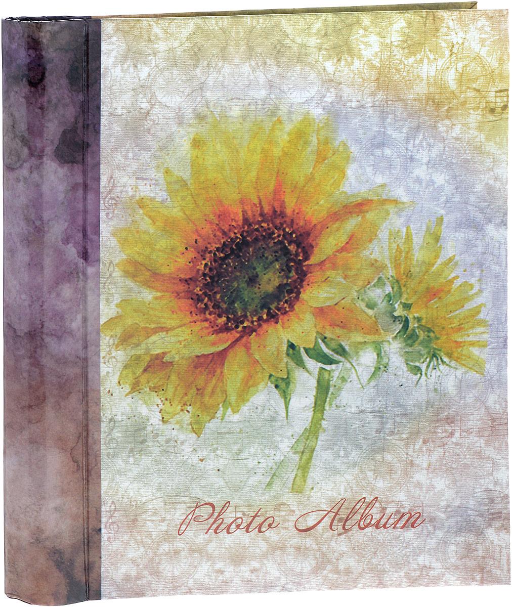 Фотоальбом Platinum Цветочная коллекция - 7, 30 листов, цвет: желтый, бежевый. 9820-303М2314_желтый, коричневый/9820-30Фотоальбом Platinum Цветочная коллекция - 7, изготовленный из ламинированного картона с клеевым покрытием и пленки ПВХ, поможет сохранить вам самые важные и счастливые события вашей жизни. Этот альбом станет драгоценной памятью для вас, вашего ребенка и, возможно, ваших внуков. Обложка выполнена из толстого картона и оформлена оригинальным рисунком. Внутри содержится 30 магнитных листов, которые скреплены с помощью спирали. Нам всегда так приятно вспоминать о самых счастливых моментах жизни, запечатленных на фотографиях. Поэтому фотоальбом является универсальным подарком к любому празднику. Размер листа: 22,5 х 28 см.