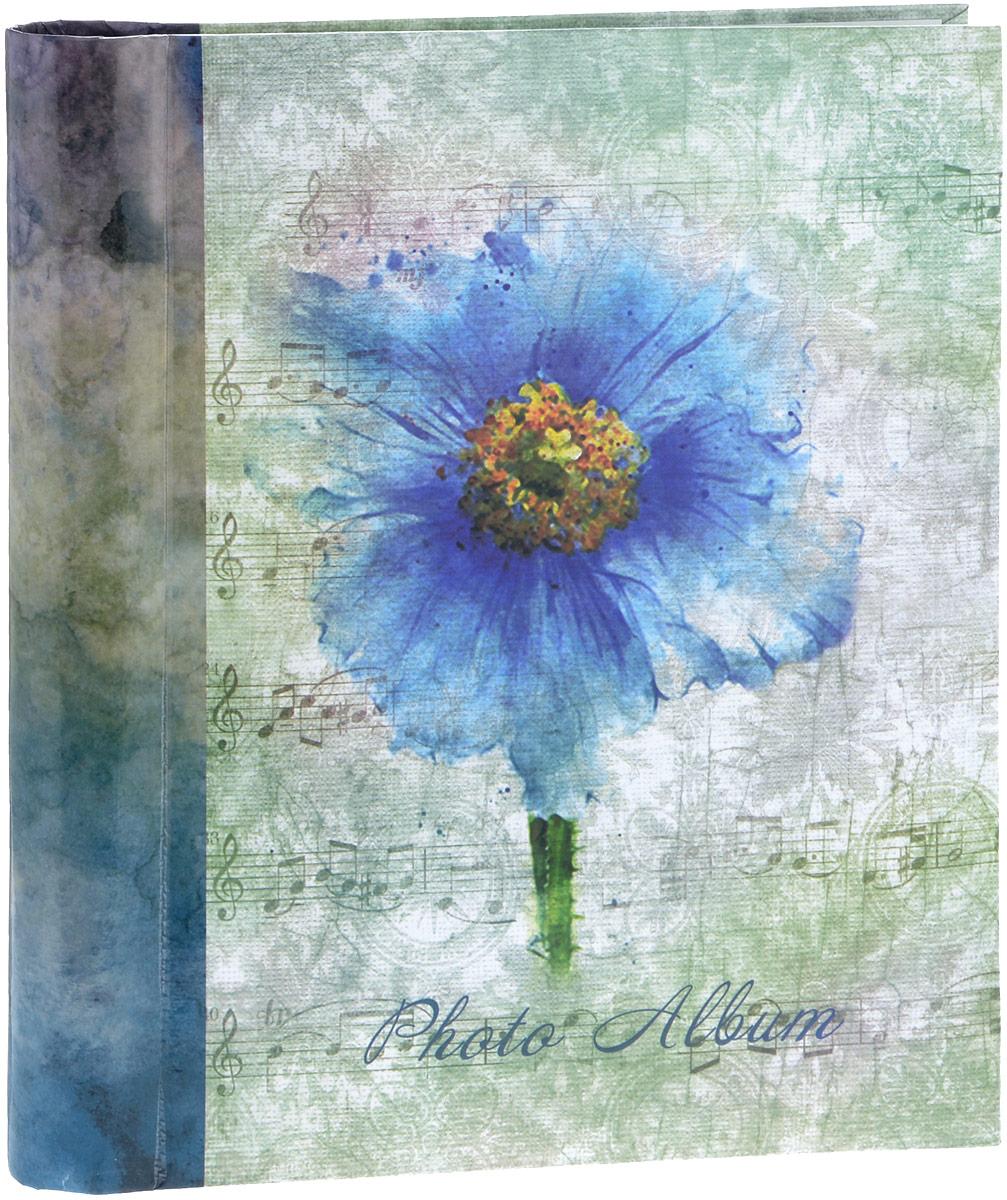 Фотоальбом Platinum Цветочная коллекция - 7, 30 листов, цвет: голубой, зеленый. 9820-303М2314_голубой, зелёный/9820-30Фотоальбом Platinum Цветочная коллекция - 7, изготовленный из ламинированного картона с клеевым покрытием и пленки ПВХ, поможет сохранить вам самые важные и счастливые события вашей жизни. Этот альбом станет драгоценной памятью для вас, вашего ребенка и, возможно, ваших внуков. Обложка выполнена из толстого картона и оформлена оригинальным рисунком. Внутри содержится 30 магнитных листов, которые скреплены с помощью спирали. Нам всегда так приятно вспоминать о самых счастливых моментах жизни, запечатленных на фотографиях. Поэтому фотоальбом является универсальным подарком к любому празднику. Размер листа: 22,5 х 28 см.