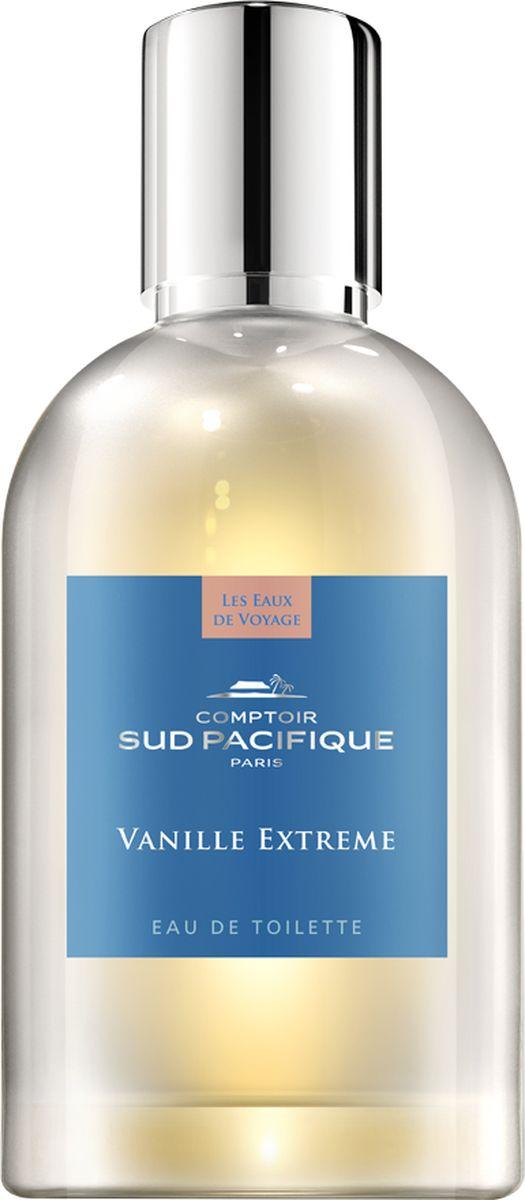Comptoir Sud Pacifique Туалетная вода Ванильное облако 100 мл12010050Чувственный мускус сплетается с изысканной ванилью, образуя ауру гармонии и совершенства. Ноты: Ваниль, Мускус.
