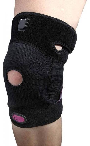 Бандаж c подогревом на колено Pekatherm AE802AE802Бандаж c подогревом Pekatherm AE802 ускоряет выздоровление коленного сустава, обеспечивает эффективное локальное применение тепла. Бандаж на колено сделан из неопрена, который эластичен, крепок, приятен на ощупь и надёжно фиксирует коленный сустав. Бандаж Pekatherm – абсолютно безопасен в использовании, так как применяемый Li-Ion аккумулятор включает в себя микропроцессор который тестирует изделие при каждом включении и полностью контролирует работу бандажа, исключая возможность перегрева или некорректной работы. Кроме того, питание от аккумулятора не ограничивает Вас в свободе передвижения, а 90 минут автономной работы более чем достаточно для неоднократного применения бандажа на колено от одного цикла зарядки. Эксклюзивная разработка компании – функция сверхбыстрого нагрева UltraFast, которая позволяет достигать максимальной температуры в 2 раза быстрее, а тепло Вы почувствуете уже через 30 секунд после включения бандажа Pekatherm. Pekatherm AE802 обладает универсальным...