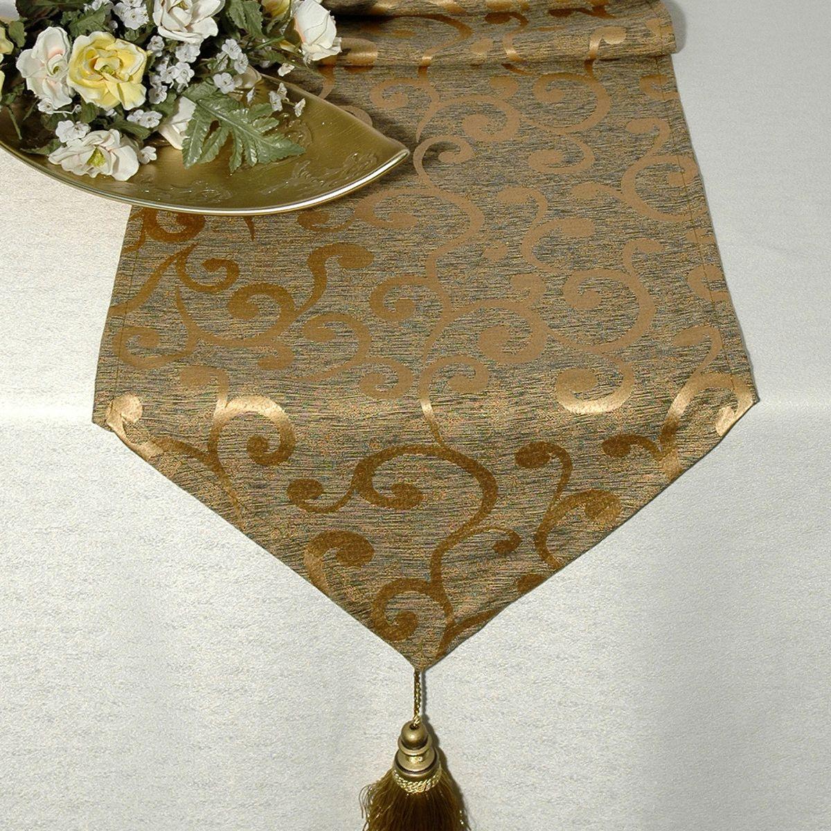 Дорожка для декорирования стола Schaefer, 35x180 см. 06478-23606478-236