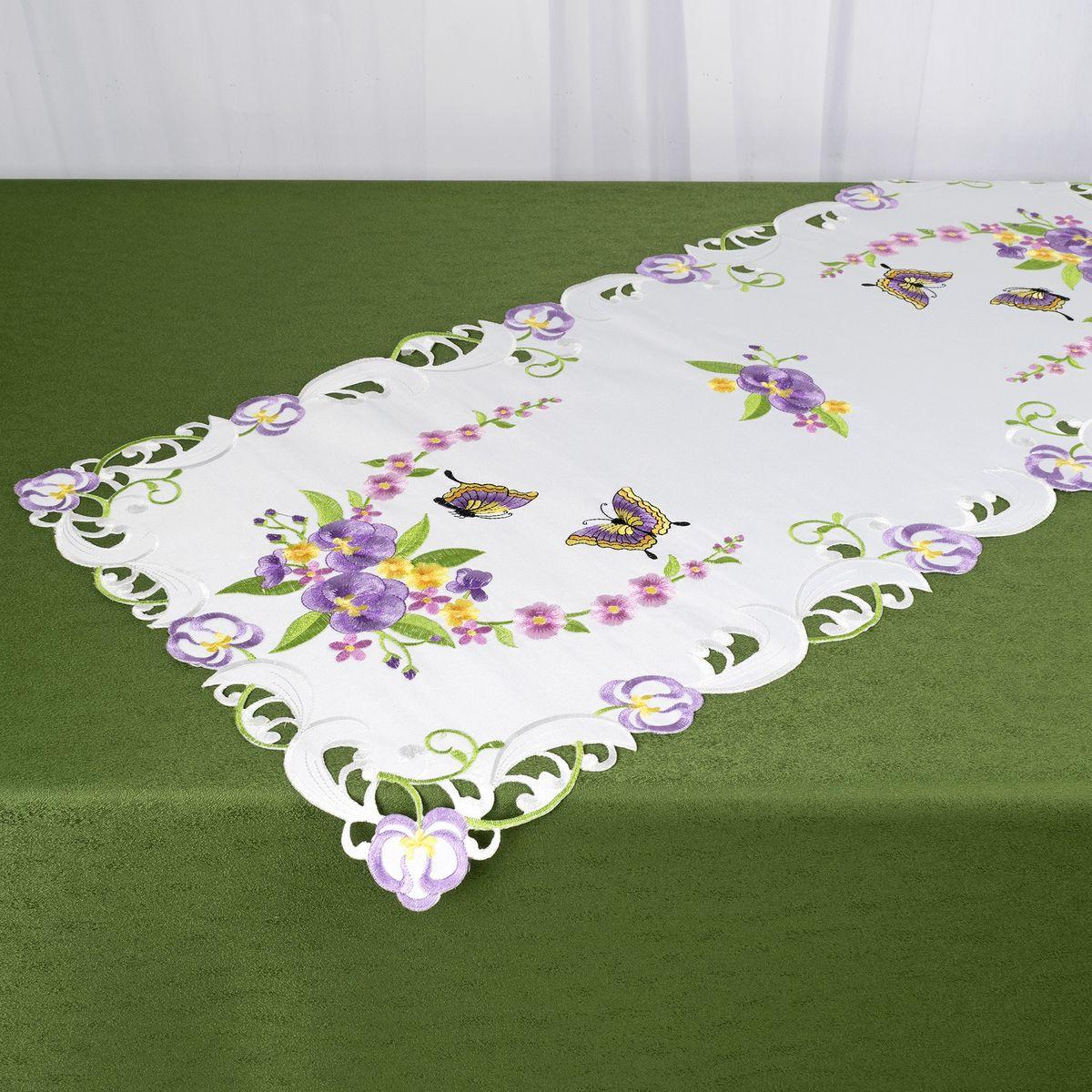 Дорожка для декорирования стола Schaefer, 40x85 см. 07745-27107745-271