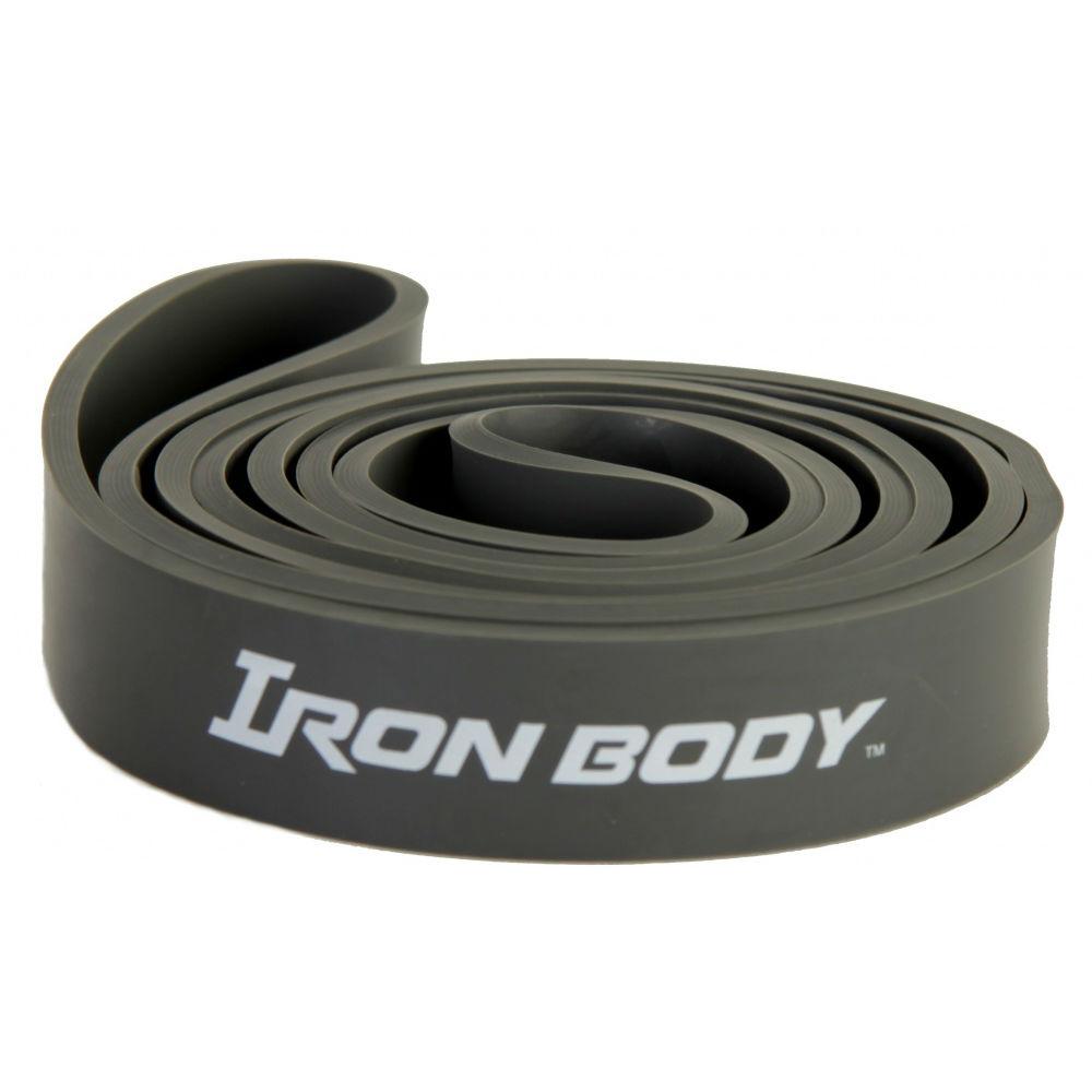 Эспандер замкнутый Iron Body 1511EG-60, высокая нагрузка322134Материал: латекс Уровень нагрузки: высокий Сопротивление: 20 кг Длина: 208 см Ширина: 3 см