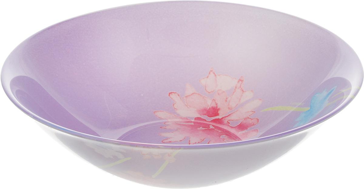Салатник Luminarc Angel Purple, диаметр 16,5 смJ2108Салатник Luminarc Angel Purple выполнен из высококачественного стекла. Он станет достойным дополнением к вашему кухонному инвентарю и прекрасно подчеркнет прекрасный вкус хозяйки . Можно мыть в посудомоечной машине и использовать в СВЧ-печи. Диаметр салатника (по верхнему краю): 16,5 см. Высота стенки салатника: 4,5 см.