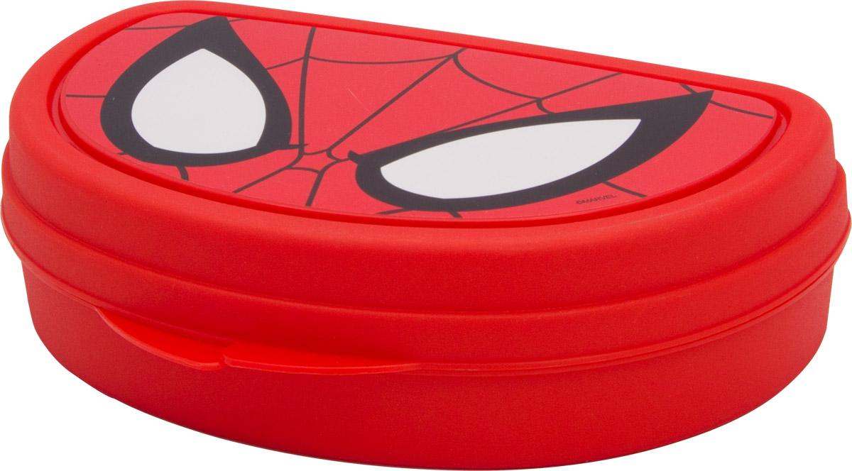Marvel Бутербродница детская Человек-Паук цвет красный