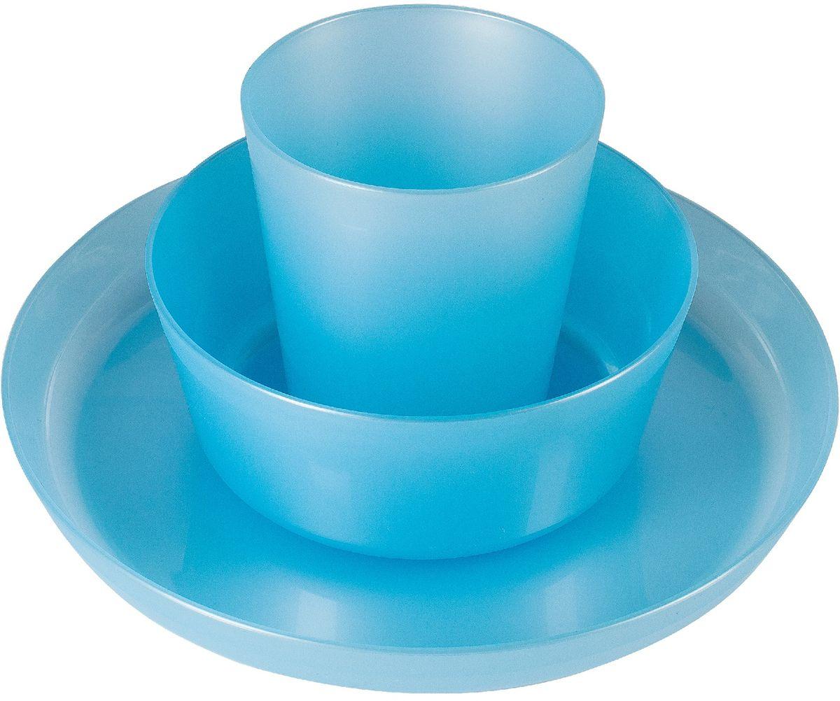 Little Angel Набор детской посуды цвет голубой 3 предметаLA2909ГЛПЕРЛНабор детской посуды Little Angel разработан специально для малышей, и включает все необходимое для вкусного обеда: тарелку объемом 450 мл, миску объемом 430 мл и стакан объемом 270 мл. Набор представлен в двух цветах: голубой перламутровый и розовый перламутровый. Для производства детской посуды Little Angel используются исключительно безопасные нетоксичные материалы. Допускается мытье в посудомоечной машине и использование в микроволновой печи при рекомендованных температурах.