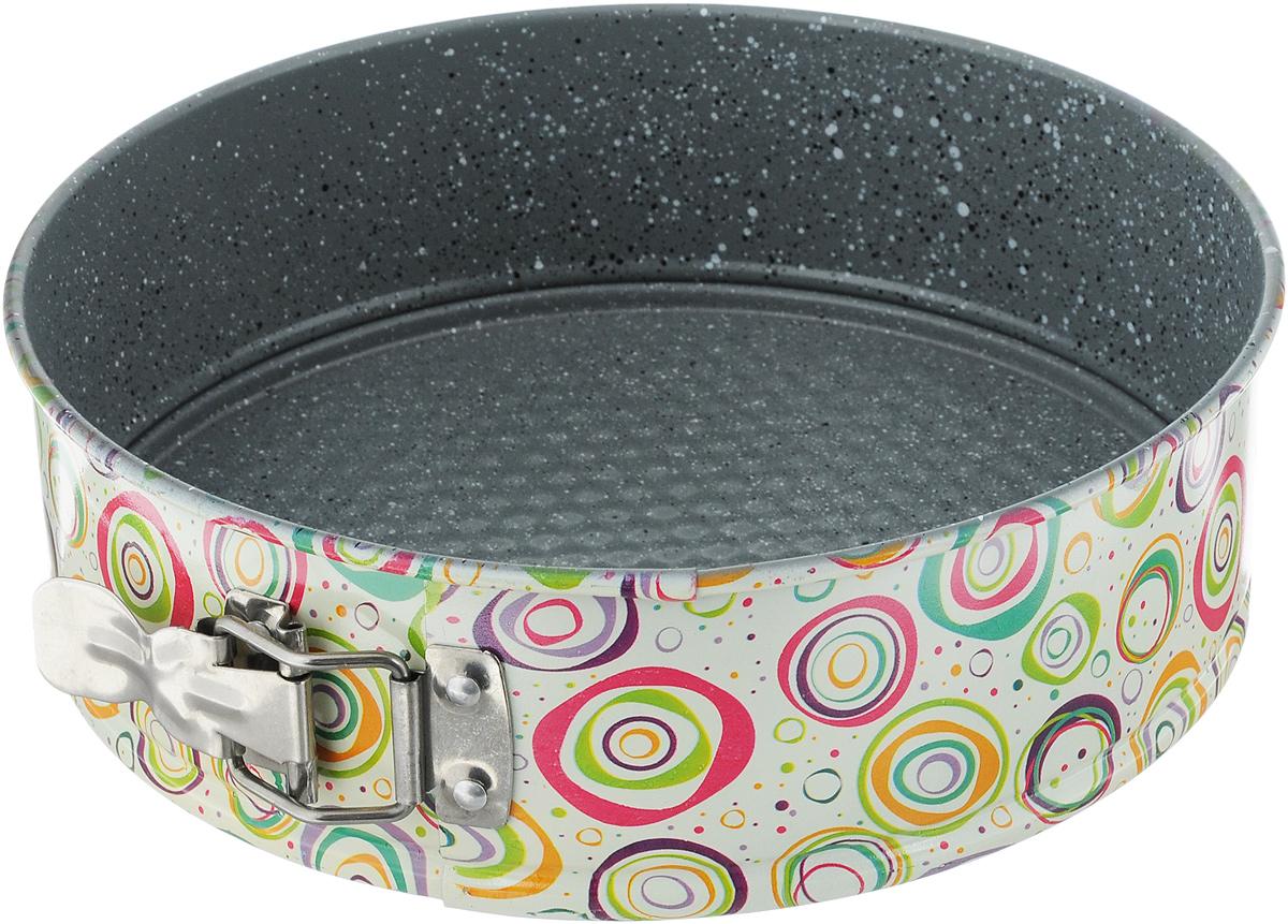 """Форма для выпечки """"Fissman"""", разъемная, круглая, с антипригарным покрытием, диаметр 24 см. BW-5603 BW-5603.24"""