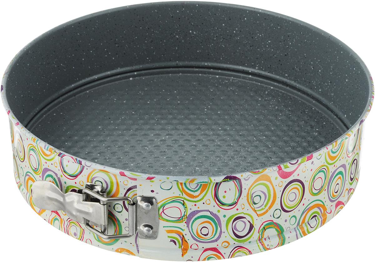 """Форма для выпечки """"Fissman"""", разъемная, круглая, с антипригарным покрытием, диаметр 28 см. BW-5605 BW-5605.28"""
