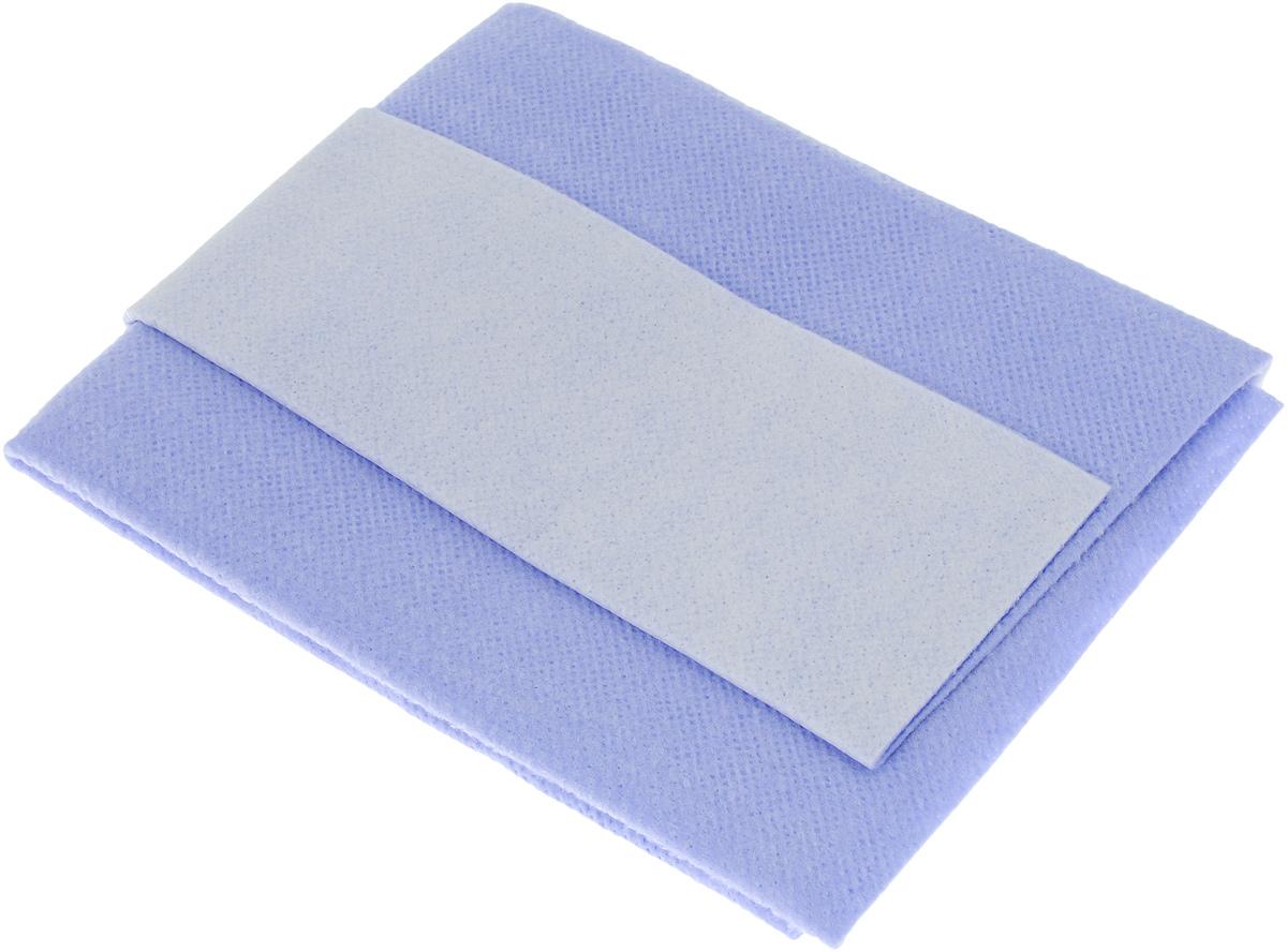Салфетка для мытья и полировки автомобиля Главдор Комби, цвет: сиреневый, 40 х 50 смGL-92-006_сиреневыйСалфетка Главдор Комби выполнена из высококачественного материала и предназначена для мытья автомобиля и других транспортных средств. Отлично моет, легко отжимается, применяется многократно. Хорошо впитывает жидкость, удерживает грязь. Не повреждает лакокрасочное покрытие. Обладает длительной прочностью. Мягкая и удобная в применении. Размер салфетки: 40 х 50 см.