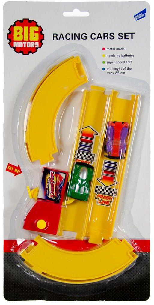 Big Motors Игровой набор Кольцевые гонки