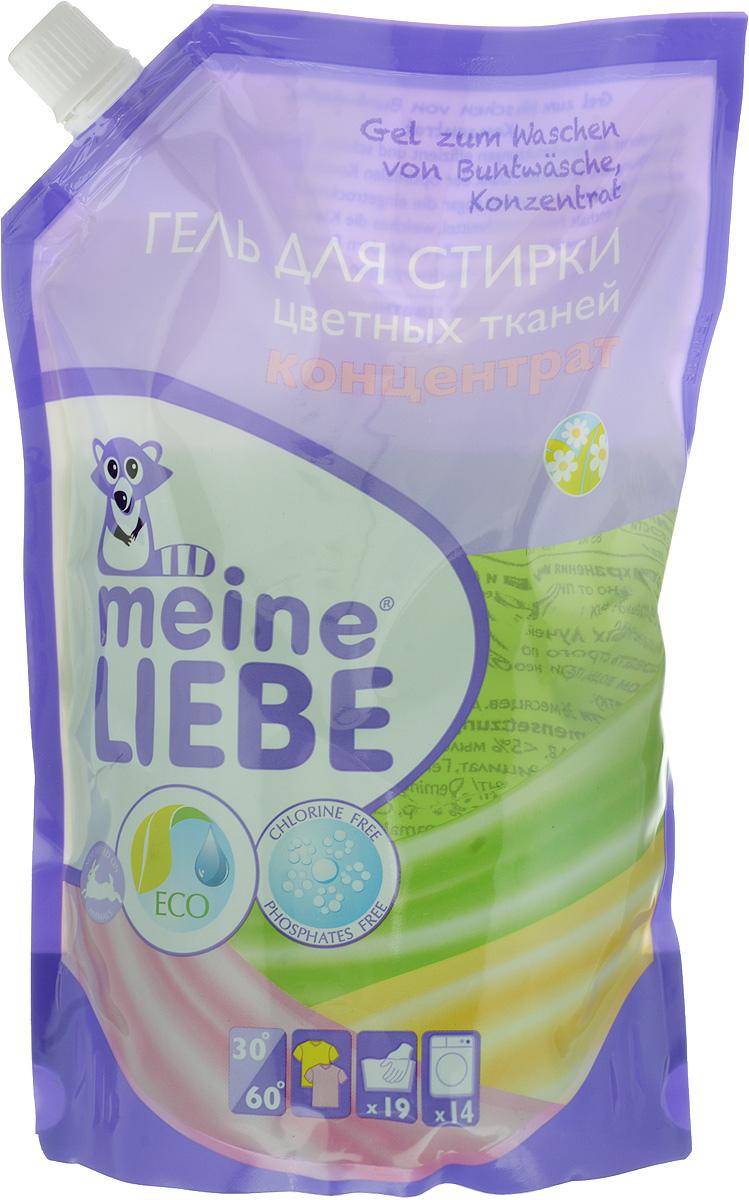 Гель для стирки Meine Liebe, концентрат, для цветного белья, 750 млML31118Концентрированный гель Meine Liebe предназначен для стирки цветного белья. Средство эффективно удаляет загрязнения, предохраняя одежду от выцветания и защищает структуру ткани, предотвращает потеря формы. После стирки полностью выполаскивается и оставляет тонкий аромат свежести луговых цветов. Подходит для машинной и ручной стирки. Рекомендуемая температура стирки 40°С. Состав: деминерализованная вода, 5-15% анионные ПАВ, Товар сертифицирован.