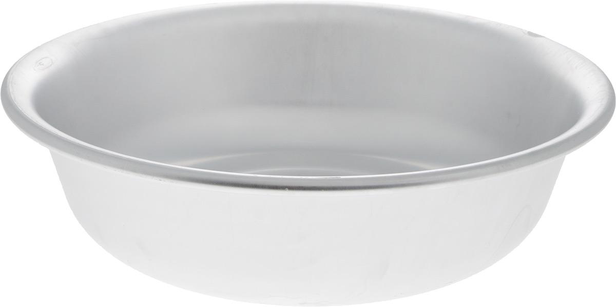 Таз Калитва, 15 л15501Таз Калитва изготовлен из высококачественного литого алюминия. Применяется во время стирки или для хранения различных вещей. Диаметр (по верхнему краю): 50 см. Высота стенки: 14 см.