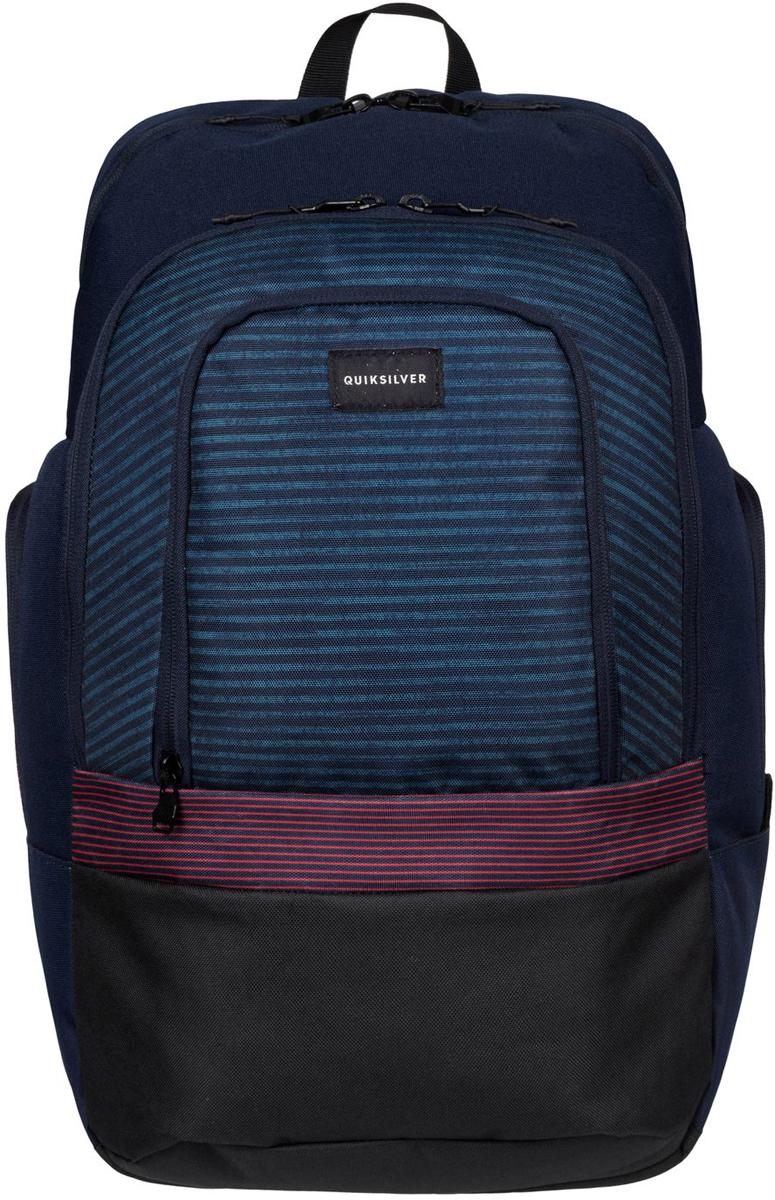 Рюкзак городской мужской Quiksilver 1969 Special, цвет: синий, 28 л. EQYBP03270-RQR3EQYBP03270-RQR3
