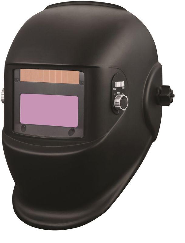 """Щиток сварщика Krass """"Wega"""", с АСФ GX 400X, цвет: черный 2962047"""