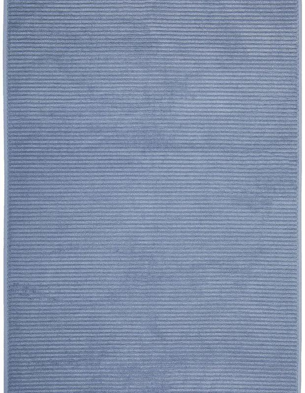Полотенце махровое TAC Maison Bambu, цвет: синий, 50 x 70 см2999s-89665Полотенца ТАС приятно удивляют и дают возможность почувствовать себя творцом окружающего декора. Махровая ткань – официальное название фроте, народное – махра. Фроте – это натуральная ткань, поверхность которой состоит из ворса (петель основных нитей). Ворс может быть как одинарным (односторонним), так и двойным (двусторонним).