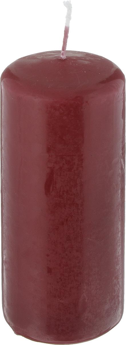 Свеча ароматическая Омский cвечной завод Вишня, 5 х 5 х 11,5 см337469Ароматическая свеча Омский cвечной завод Вишня, выполненная из парафина и хлопка, создаст в доме атмосферу тепла и уюта. Свеча приятно смотрится в интерьере, она безопасна и удобна в использовании. Свеча создаст приятное мерцание, а сладкий манящий аромат окутает вас и подарит приятные ощущения. Примерное время горения: 20 часов.