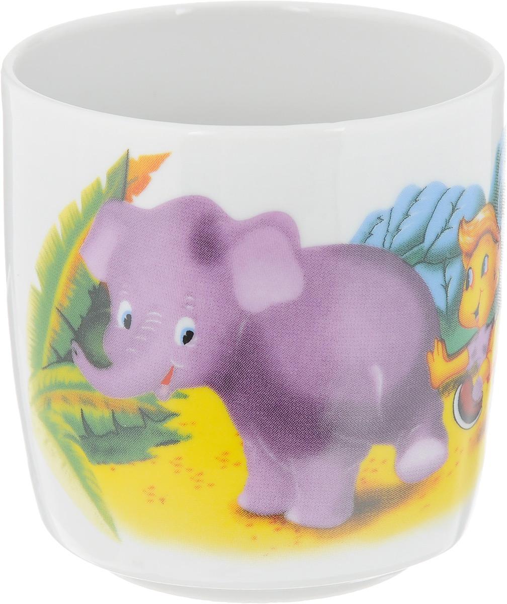 Стакан Фарфор Вербилок Джунгли. Слон, 210 мл28781450_фиолетовый слонСтакан Фарфор Вербилок Джунгли. Слон изготовлен из высококачественного фарфора. Он прекрасно подойдет для горячих и холодных напитков. Такой стакан отлично дополнит вашу коллекцию кухонной посуды и порадует вас ярким дизайном и практичностью. Диаметр стакана (по верхнему краю): 7 см. Высота стенки: 7,5 см.