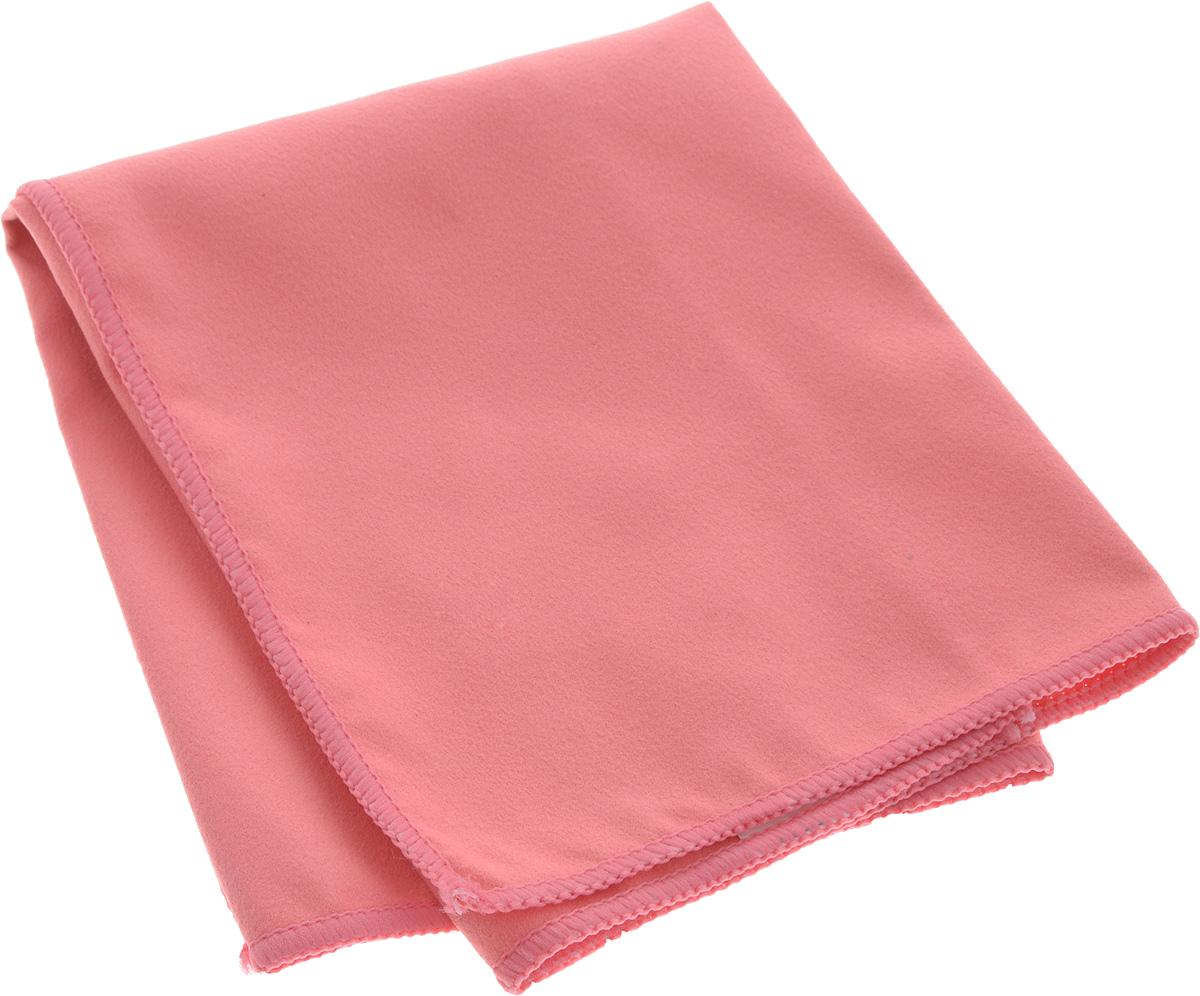 Cалфетка Sapfire Suede, цвет: розовый, 35 х 40 см3013-SFM/розовыйБлагодаря своей нежной структуре, салфетка Sapfire Suede из искусственной замши идеально подходит для протирки стекол, зеркал и других деликатных поверхностей в машине и дома. Великолепно удаляет пыль и грязь с любой поверхности. Клиновидные микроскопические волокна захватывают и легко удерживают частички пыли, жировой и никотиновой налет, микроорганизмы, в том числе болезнетворные и вызывающие аллергию. Протертая поверхность становится идеально чистой, сухой, блестящей, без разводов и ворсинок. Состав: 80% полиэстер, 20% полиамид.