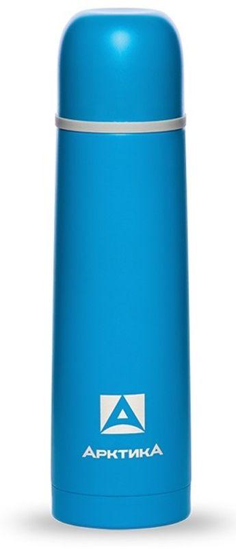 Термос Арктика, с узким горлом, классический, цвет: синий, 0,5 лТермос 102-500с АрктикаТЕРМОС С УЗКИМ ГОРЛОМ, КЛАССИЧЕСКИЙ Назначение Для напитков Материал Пищевая нержавеющая сталь 18/8, Держит тепло/холод (ч) 18 Объем (мл) 500 мл