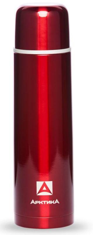 Термос Арктика, с узким горлом, классический, цвет: красный, 1 лТермос 102-1000к АрктикаТЕРМОС С УЗКИМ ГОРЛОМ, КЛАССИЧЕСКИЙ Назначение Для напитков, Материал Пищевая нержавеющая сталь 18/8, Держит тепло/холод (ч) 28, Объем (мл) 1000 мл