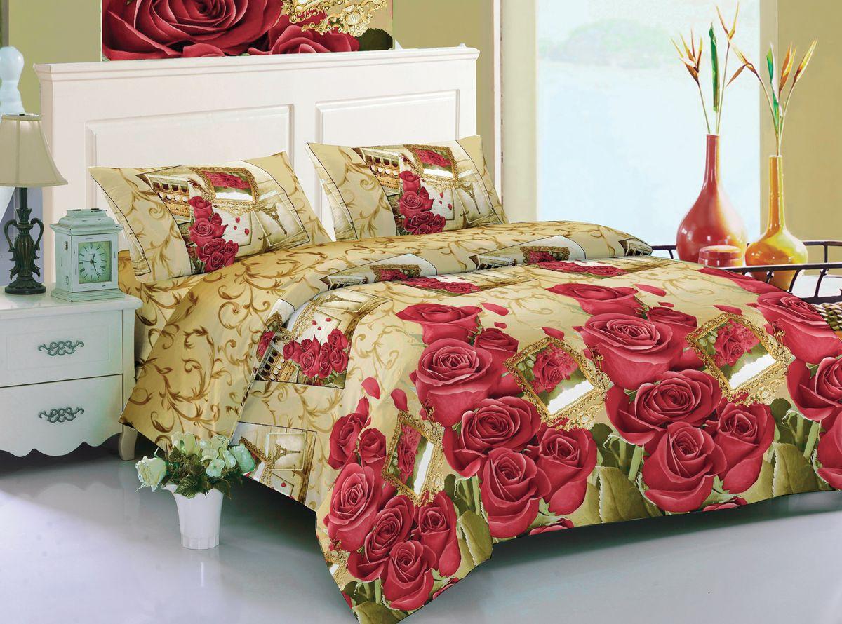 Комплект белья Amore Mio Avery, 2-спальный, наволочки 70x70, цвет: бежевый, красный, зеленый82632Amore Mio – Комфорт и Уют - Каждый день! Amore Mio предлагает оценить соотношению цены и качества коллекции. Разнообразие ярких и современных дизайнов прослужат не один год и всегда будут радовать Вас и Ваших близких сочностью красок и красивым рисунком. Мако-сатина - Свежее решение, для уюта на даче или дома, созданное с любовью для вашего комфорта и отличного настроения! Нано-инновации позволили открыть новую ткань, полученную, в результате высокотехнологического процесса, сочетает в себе широкий спектр отличных потребительских характеристик и невысокой стоимости. Легкая, плотная, мягкая ткань, приятна и практична с эффектом «персиковой кожуры». Отлично стирается, гладится, быстро сохнет. Дисперсное крашение, великолепно передает качество рисунков, и необычайно устойчива к истиранию. Пр