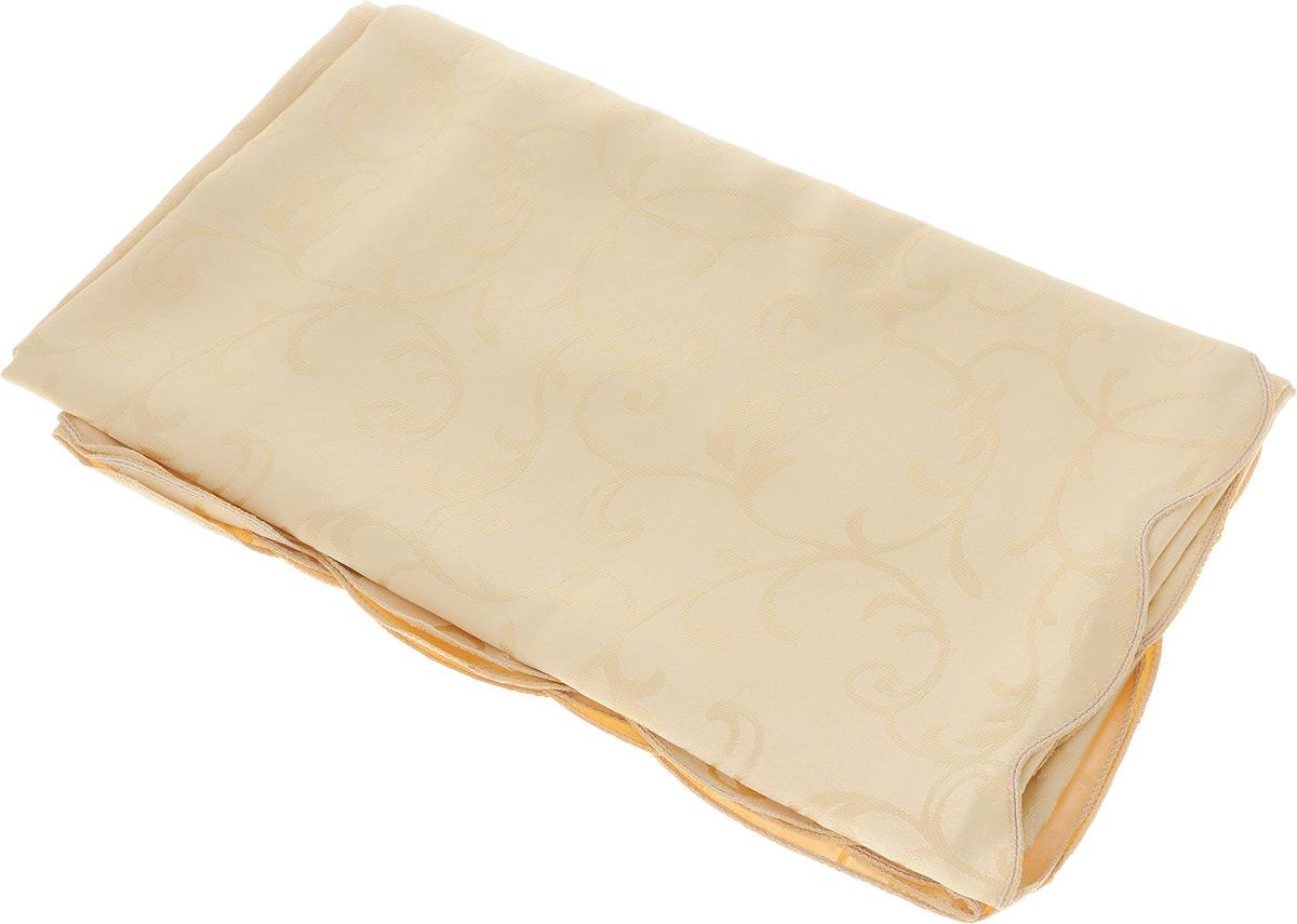 Скатерть Schaefer, прямоугольная, цвет: бежевый, 130 x 220 см. 4121/Fb.214121/Fb.21 Скатерть, 130*220 смПрямоугольная скатерть Schaefer, выполненная из полиэстера с оригинальным рисунком, станет изысканным украшением кухонного стола. За текстилем из полиэстера очень легко ухаживать: он не мнется, не садится и быстро сохнет, легко стирается, более долговечен, чем текстиль из натуральных волокон. Использование такой скатерти сделает застолье торжественным, поднимет настроение гостей и приятно удивит их вашим изысканным вкусом. Также вы можете использовать эту скатерть для повседневной трапезы, превратив каждый прием пищи в волшебный праздник и веселье. Это текстильное изделие станет изысканным украшением вашего дома!