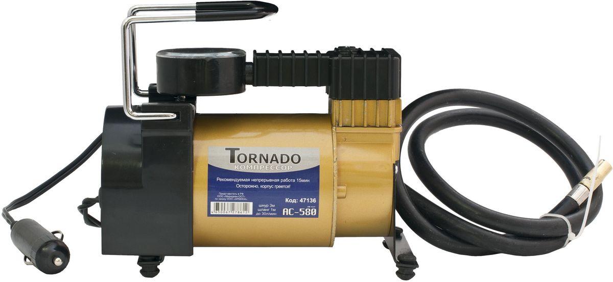 Автомобильный компрессор Tornado