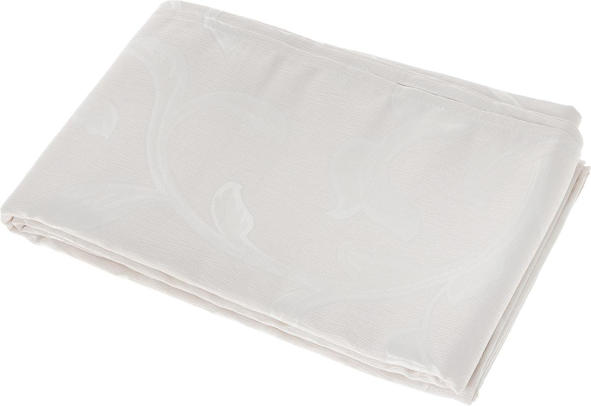 Скатерть Schaefer, прямоугольная, цвет: светло-бежевый, 160 x 220 см07247-408Прямоугольная скатерть Schaefer, выполненная из полиэстера, станет украшением кухонного стола. Изделие оформлено оригинальным принтом. За текстилем из полиэстера очень легко ухаживать: он не мнется, не садится и быстро сохнет, легко стирается, более долговечен, чем текстиль из натуральных волокон. Использование такой скатерти сделает застолье торжественным, поднимет настроение гостей и приятно удивит их вашим изысканным вкусом. Также вы можете использовать эту скатерть для повседневной трапезы, превратив каждый прием пищи в волшебный праздник и веселье. Это текстильное изделие станет изысканным украшением вашего дома!