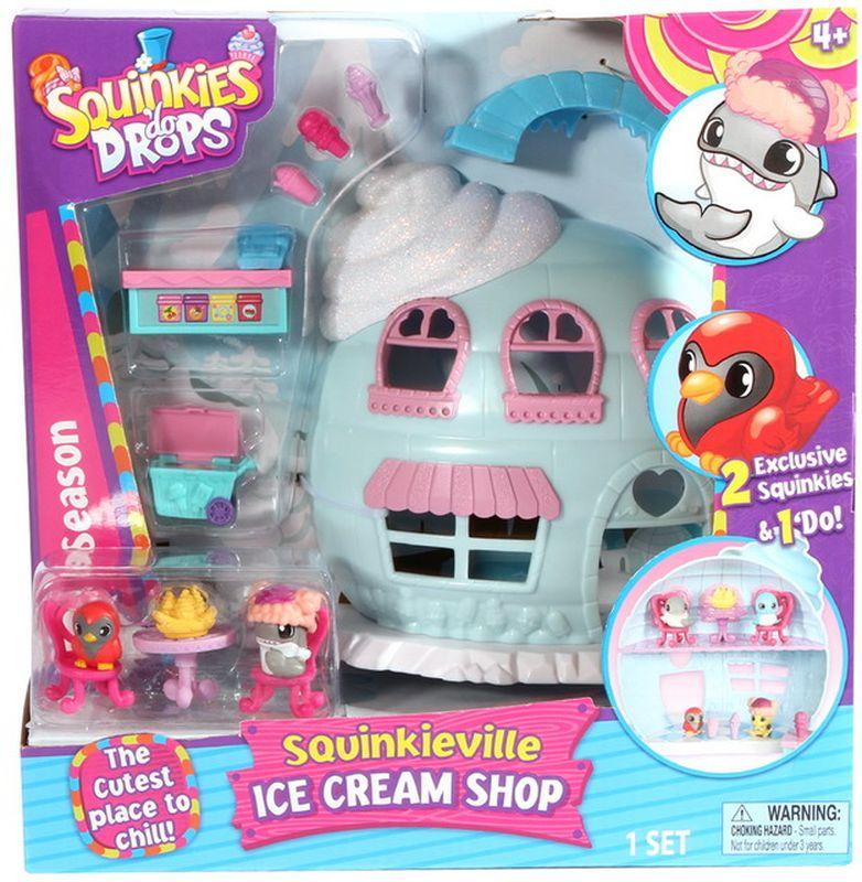 Squinkies Игровой набор Магазинчик мороженого 31755/31792