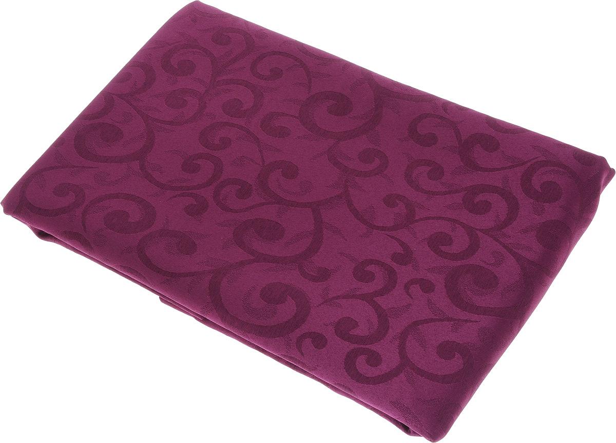 Скатерть Schaefer, круглая, цвет: сливовый, диаметр 170 см. 4161/Fb.044161/Fb.04 Скатерть, диаметр 170 смКруглая скатерть Schaefer, выполненная из полиэстера с оригинальным принтом, станет изысканным украшением стола. За текстилем из полиэстера очень легко ухаживать: он легко стирается, не мнется, не садится и быстро сохнет, более долговечен, чем текстиль из натуральных волокон. Изделие прекрасно послужит для ежедневного использования на кухне или в столовой, а также подойдет для торжественных случаев и семейных праздников. Стильный дизайн и качество исполнения сделают такую скатерть отличным приобретением для дома. Это текстильное изделие станет элегантным украшением интерьера!