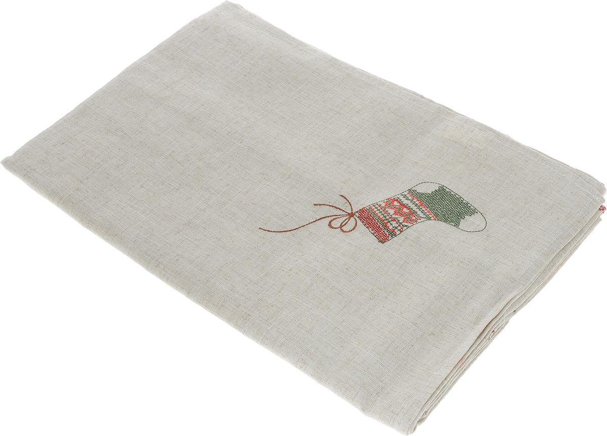 Скатерть Schaefer, прямоугольная, цвет: серо-бежевый, 160 х 220 см. 07831-40807831-408Прямоугольная скатерть Schaefer, выполненная из полиэстера, станет изысканным украшением кухонного стола. За текстилем из полиэстера очень легко ухаживать: он не мнется, не садится и быстро сохнет, легко стирается, более долговечен, чем текстиль из натуральных волокон. Использование такой скатерти сделает застолье торжественным, поднимет настроение гостей и приятно удивит их вашим изысканным вкусом. Также вы можете использовать эту скатерть для повседневной трапезы, превратив каждый прием пищи в волшебный праздник и веселье. Это текстильное изделие станет изысканным украшением вашего дома!
