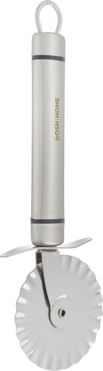Нож для теста Dosh Home Orion, диаметр 7 см100120Нож Dosh Home Orion отлично подходит для легкой и быстрой нарезки теста. Изделие выполнено из нержавеющей стали и оснащено удобной ручкой с петелькой для подвешивания. Нож Dosh Home Orion - прекрасное решение для практичного подарка любой домохозяйке. Можно мыть в посудомоечной машине. Диаметр лезвия: 7 см. Общая длина ножа: 22 см.