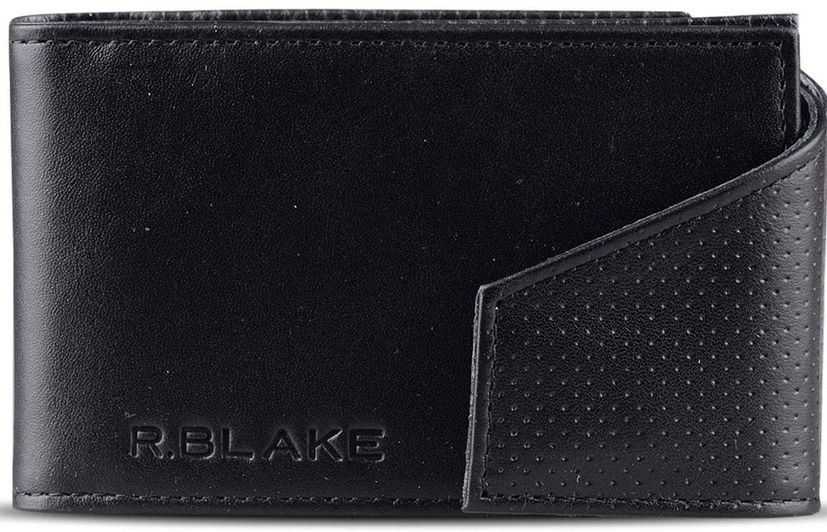 Визитница мужская R.Blake Vito Sport, цвет: черный. GVTO00-00MG00-C1401O-K101GVTO00-00MG00-C1401O-K101R.Blake Vito Sport - это вместительный футляр для кредитных и дисконтных карт. Визитница позволяет разместить 20 карт. Удобная выемка на пластиковом кармане позволяет легко достать нужную карту. Визитница выполнена из натуральной кожи. Закрывается оригинальным клапаном на магнитную кнопку, регулируя плотность закрывания в зависимости от наполненности футляра картами.